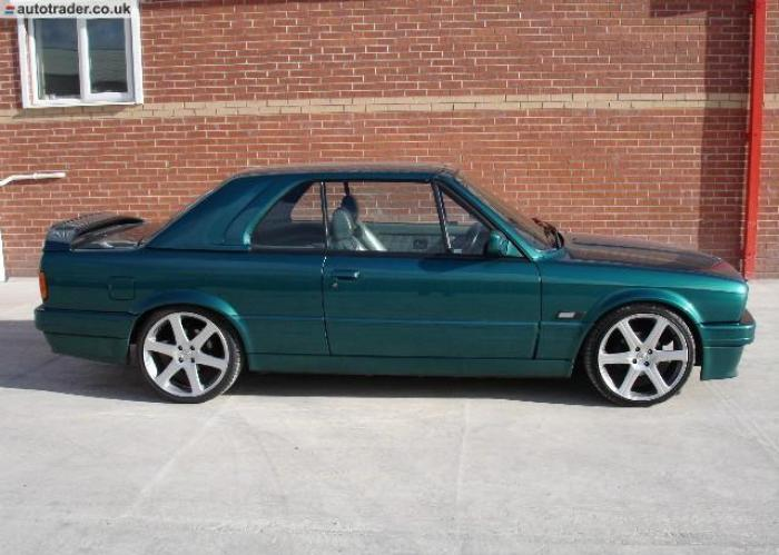 Bmw E30 M Tech 2 Style 3 Series Side Skirts Pair